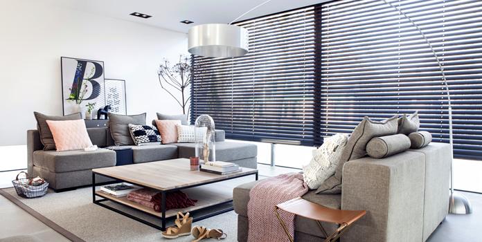 Wonen In Wit : Geef je ramen een extra accent joop puur wonen in rotterdam bij